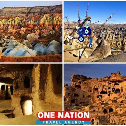 South Cappadocia Tour