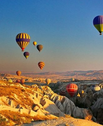 4 to 5 Day Turkey Tours