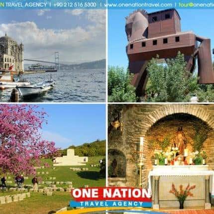 Ancient Wonders of Turkey Tour – 6 days image