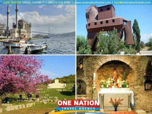 6 Days Istanbul Troy Gallipoli and Ephesus Tour
