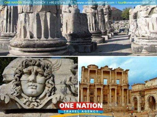 2-Day Ephesus, Priene, Miletus & Didyma Tour from Istanbul