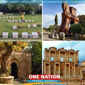 3 Days Gallipoli, Troy and Ephesus Tour from Istanbul