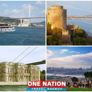 Bosphorus Cruise & 2 Continents