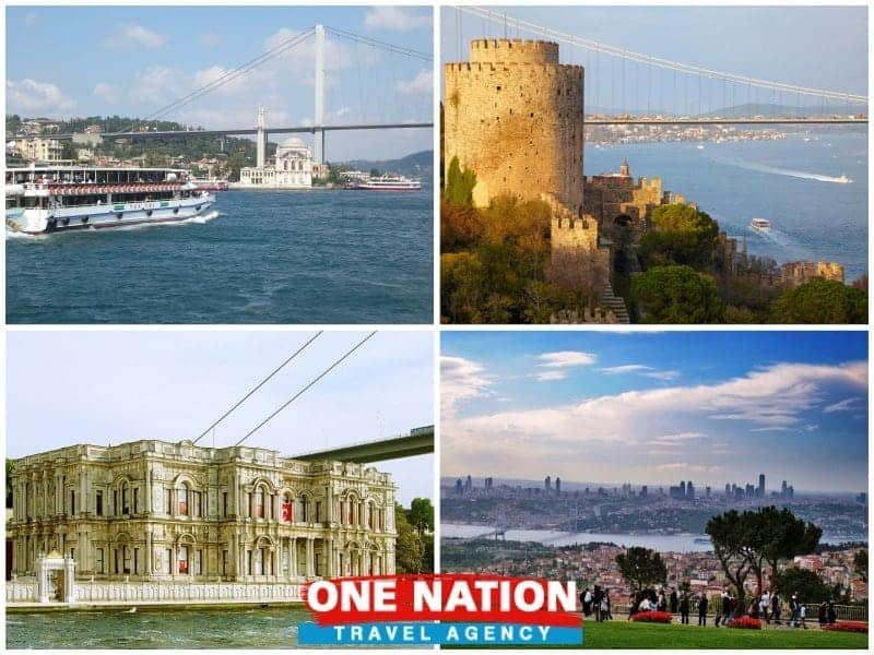 Bosphorus Cruise & 2 Continents