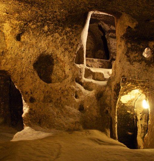 Cappadocia's Kaymakli Underground City