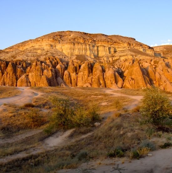 Goreme: Red & Rose Valley