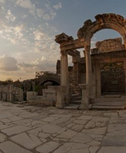 Ancient Hadrian worship-Ephesus