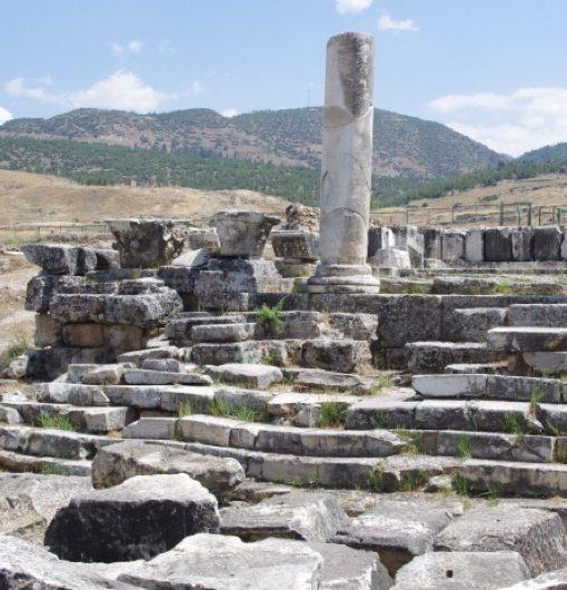 Hierapolis (Pamukkale) - Turkey