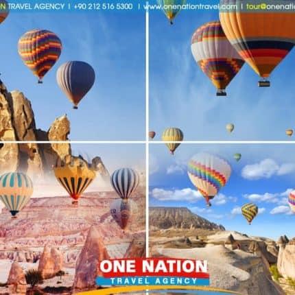 Hot Air Ballooning Cappadocia, Cappadocia Turkey image