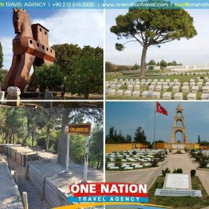 Troy and Gallipoli Tour from Istanbul