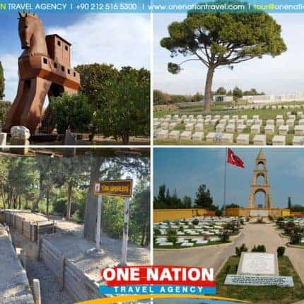 2-Day Gallipoli and Troy Tour from Istanbul