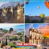 2 Days Ephesus and Cappadocia Tour from Istanbul