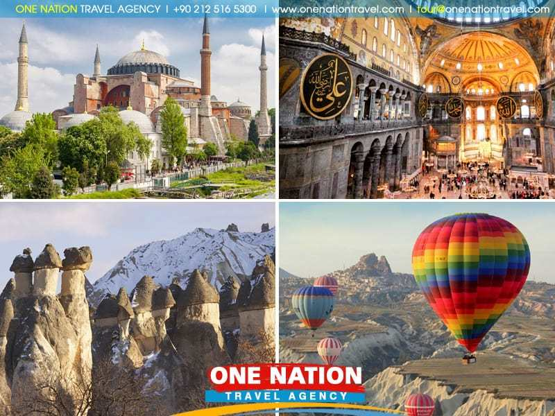 5 Days Istanbul and Cappadocia Tour