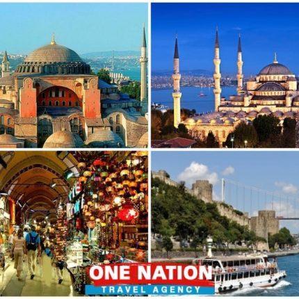 Istanbul and Bosphorus Cruise
