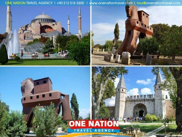 5 days istanbul and troy tour