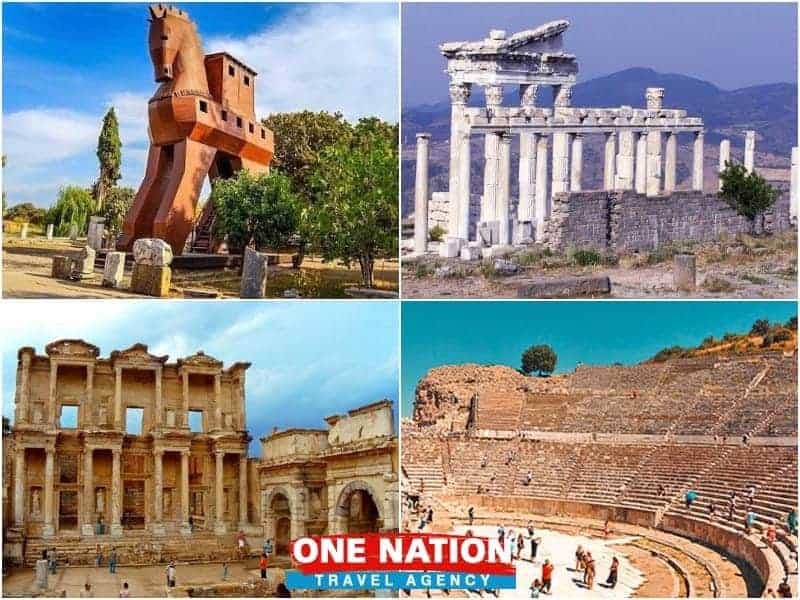 4 days turkey tour packages