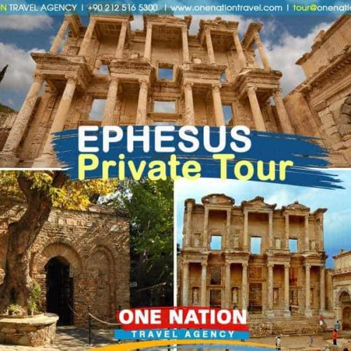 Private Full Day Ephesus Tour from Istanbul