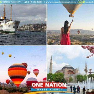 8 Days Best of Turkey Tour