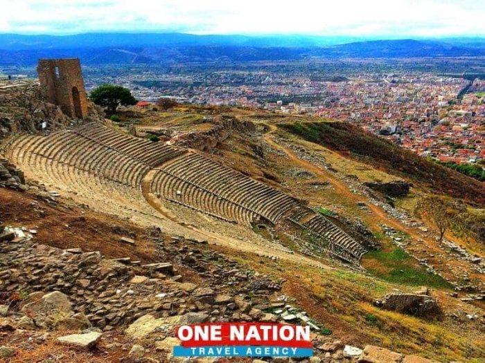 Pergamon ancient city