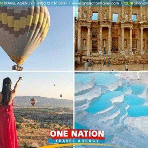 Turkey Budget Tour 6 days