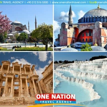 5 Days Istanbul, Ephesus and Pamukkale Tour image
