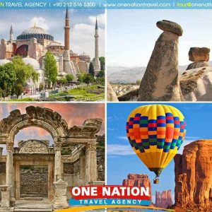 5 Days Istanbul, Ephesus and Cappadocia Tour Photo