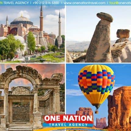 5 Days Istanbul, Ephesus and Cappadocia Tour Photo