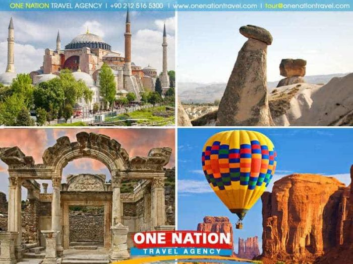 5 Days Istanbul Cappadocia and Ephesus Tour