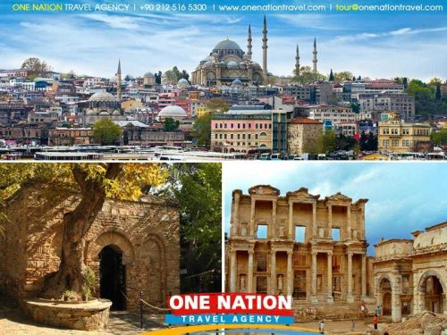 4 Days Istanbul and Ephesus Tour