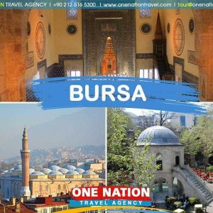 Full-Day Private Tour of Bursa from Istanbul