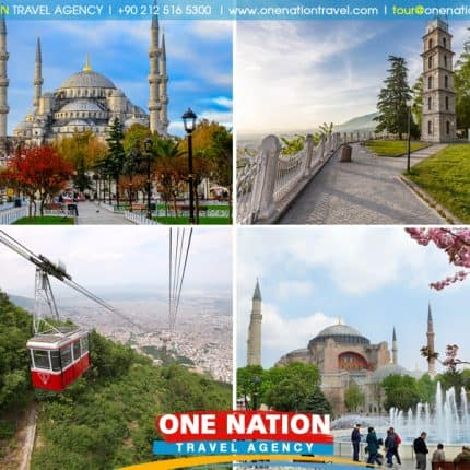 6-Day Istanbul and Bursa Tour