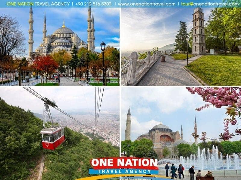 6-Day Istanbul and Bursa Tour