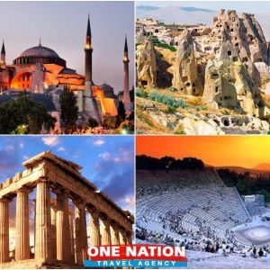 13 Days Turkey and Greece Tour Package