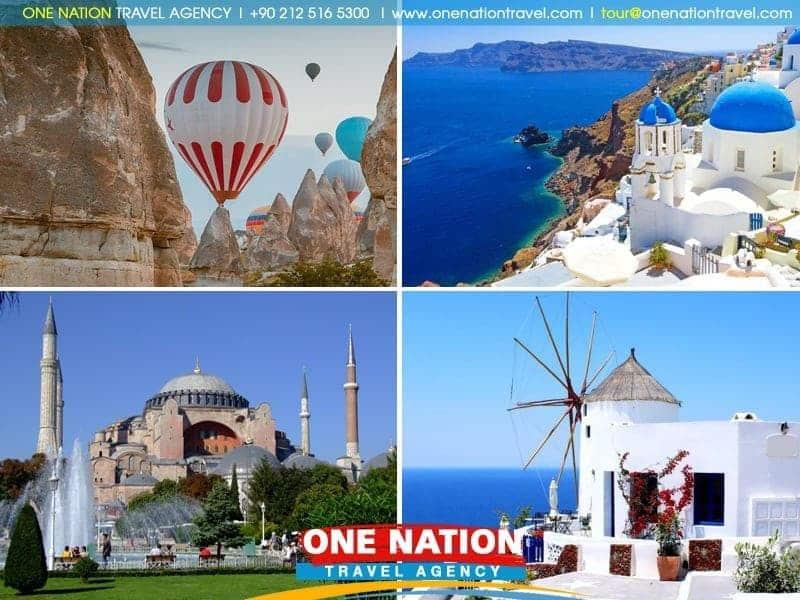 9 Day Tour of Turkey & Greece