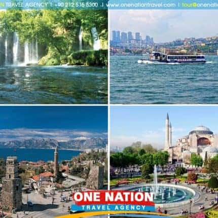 7 Days Istanbul and Antalya Tour Photo
