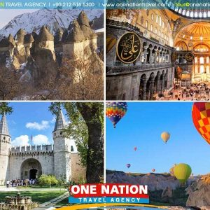 6 Day Istanbul and Cappadocia Tour Package