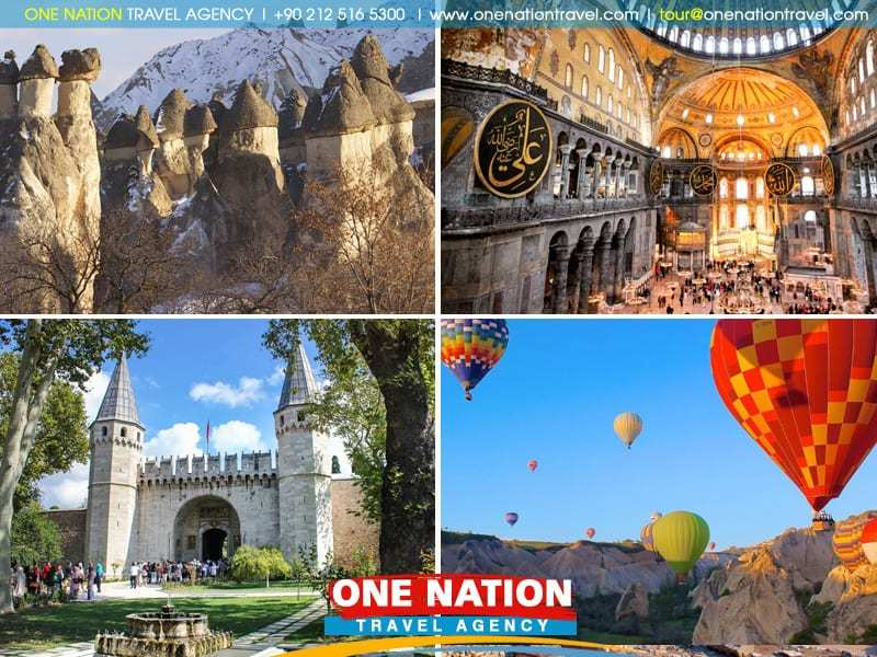 6 Days Istanbul and Cappadocia Tour Package