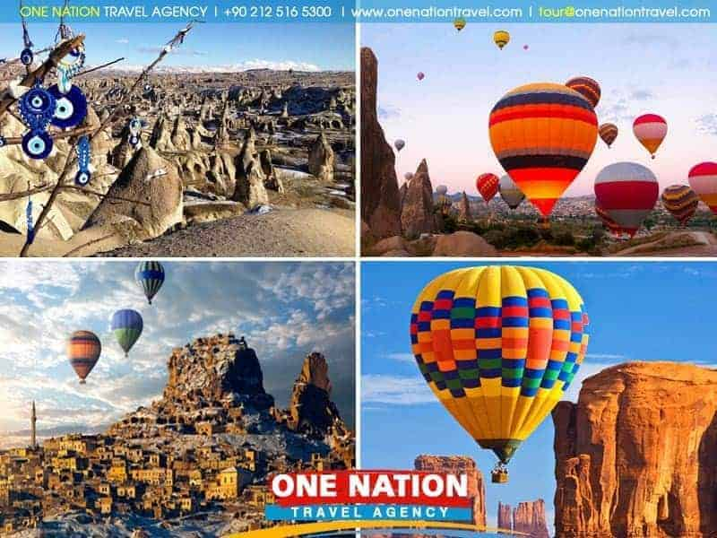 3 Days Cappadocia Tour from Istanbul