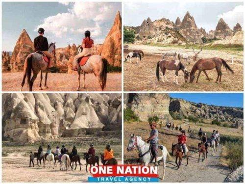 Horseback Riding Tours in Cappadocia
