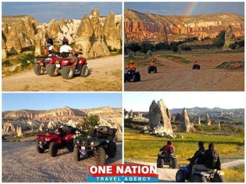 ATV Tour in Cappadocia