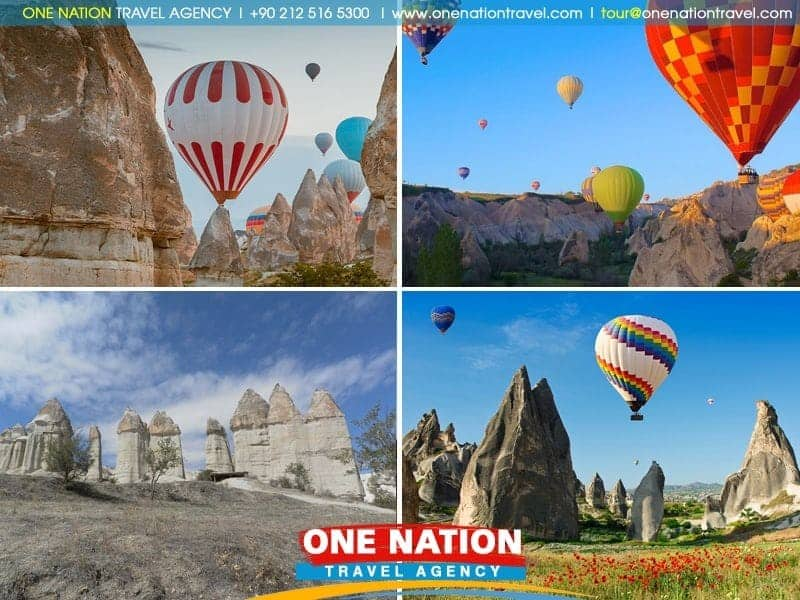 3-Day Cappadocia Tour From Kayseri or Nevsehir