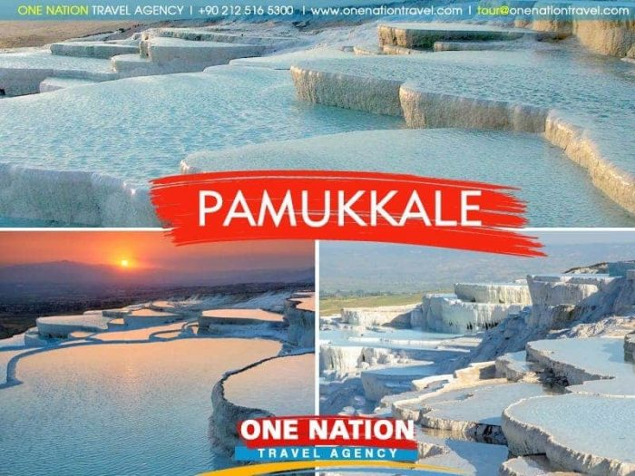 Budget Pamukkale Tour from Istanbul by Overnight Bus