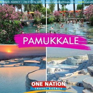 Pamukkale Tour from Denizli