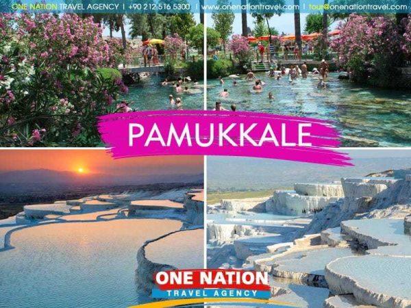 Pamukkale Tour from Denizli