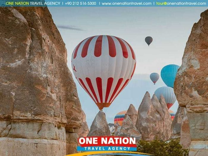 Cappadocia Hot Air Balloons Photo