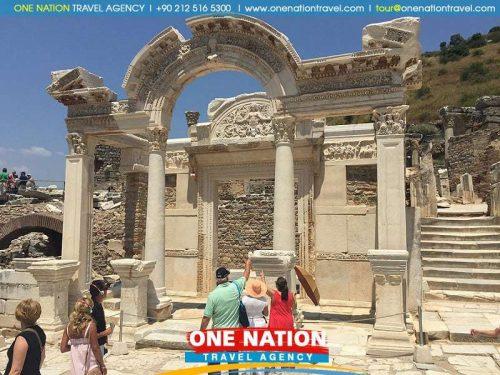 Ephesus, Priene, Miletus and Didyma Tour