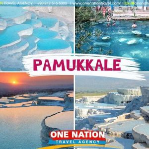 Pamukkale Day Trip From Izmir