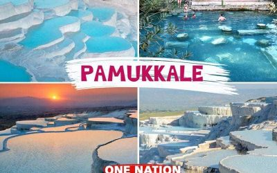 How can I see the Pamukkale in one day?