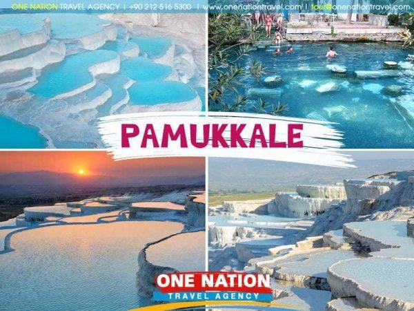 Pamukkale Day Trip From Izmir
