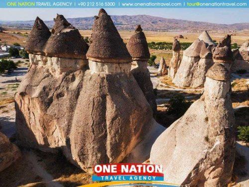 Cappadocia Day Tour from Kayseri Airport